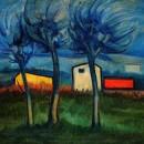 alberi e casolari – 1960